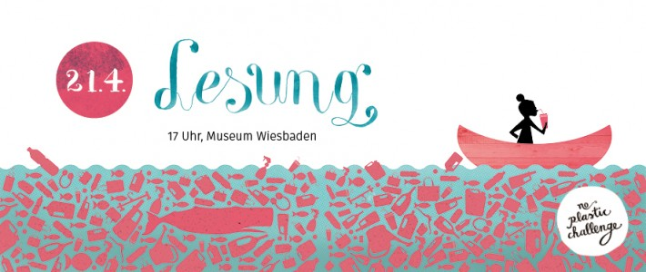 Lesung im Museum am 21.4.