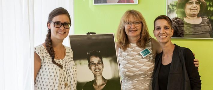 """Ausstellung meiner Fotografien """"starke Frauen"""""""