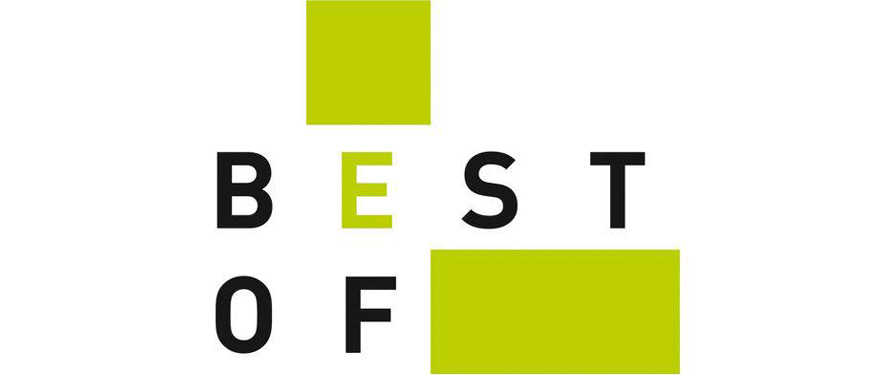 1. Platz beim BEST OF AWARD 2017
