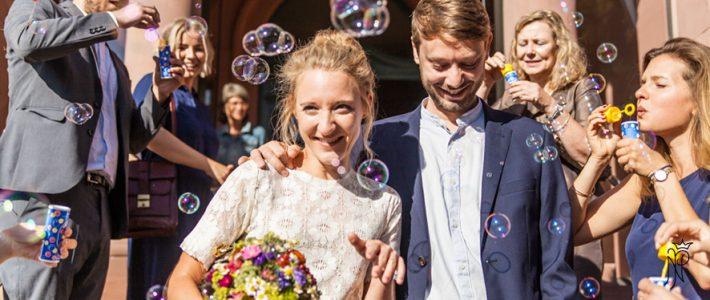 Sommer-Hochzeit von Leonore & Thorben
