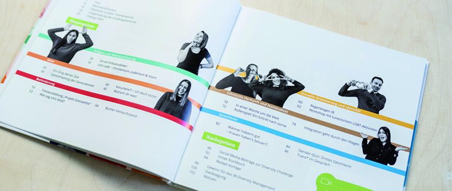 Fotografie und Buchprojekt für den Internationalen Bund (IB)