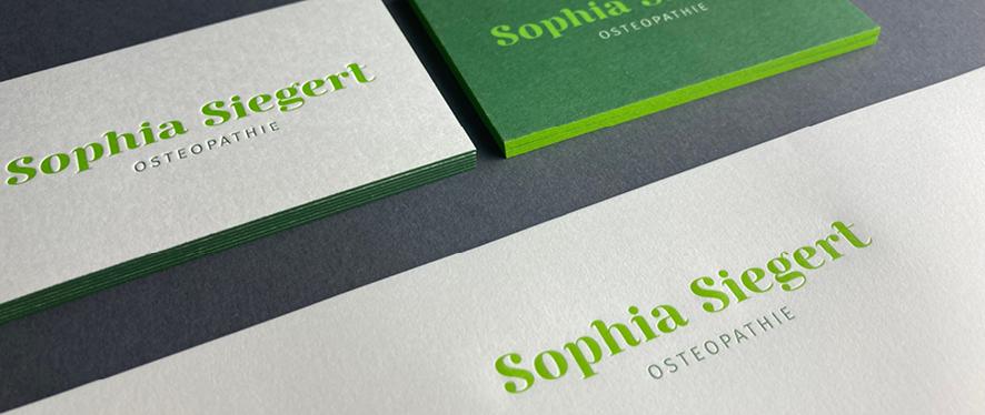Sophia Siegert Osteopathie